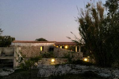 Residenza Pajara Curte esterno | Casa Vacanze in affitto Salento Feudo Frammasi